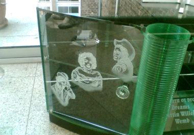 Einfachglas